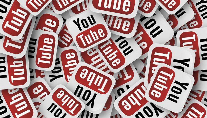 Video su Youtube: le visite gonfiate dai bot anche del 60%