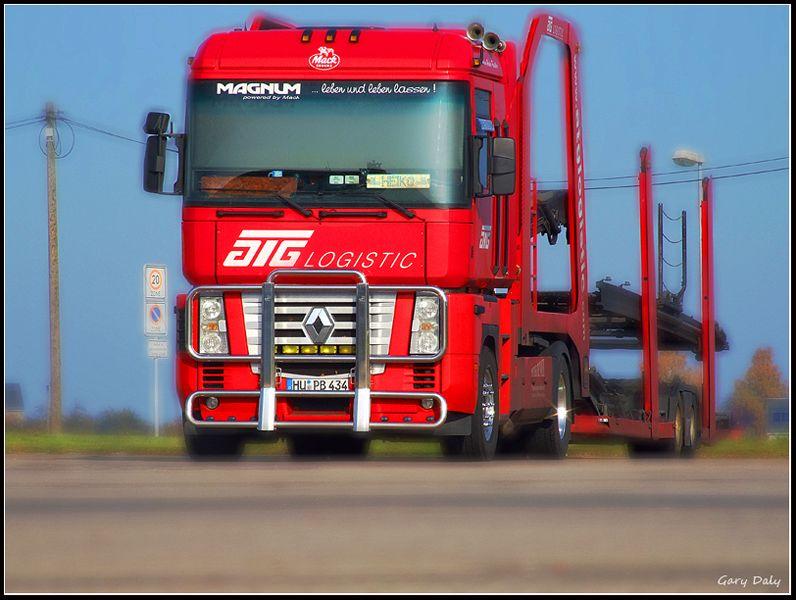 Camion e tir senza guidatore, arrivano i convogli del futuro
