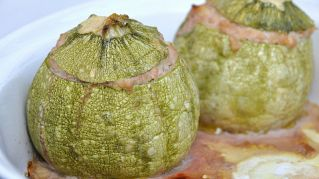 Ricetta di stagione: zucchine ripiene