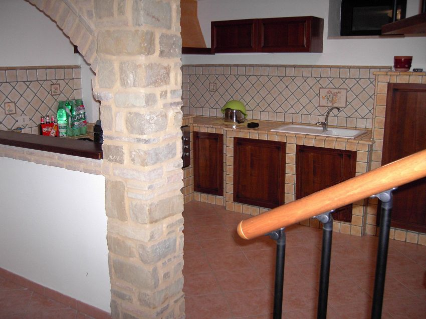 Cucina in muratura: cosa dovete sapere prima di acquistarne una