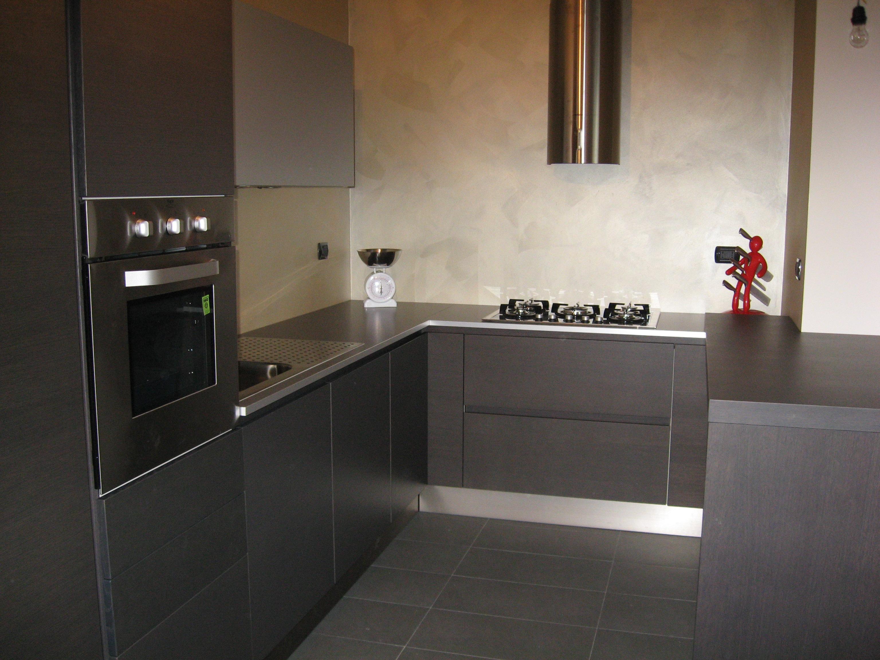 Cucine Angolo Cottura. Cucina Con Soggiorno Foto Design Mag Entro ...