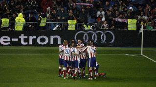 Atletico - Bayern, Saul segna il più bel gol del 2016?