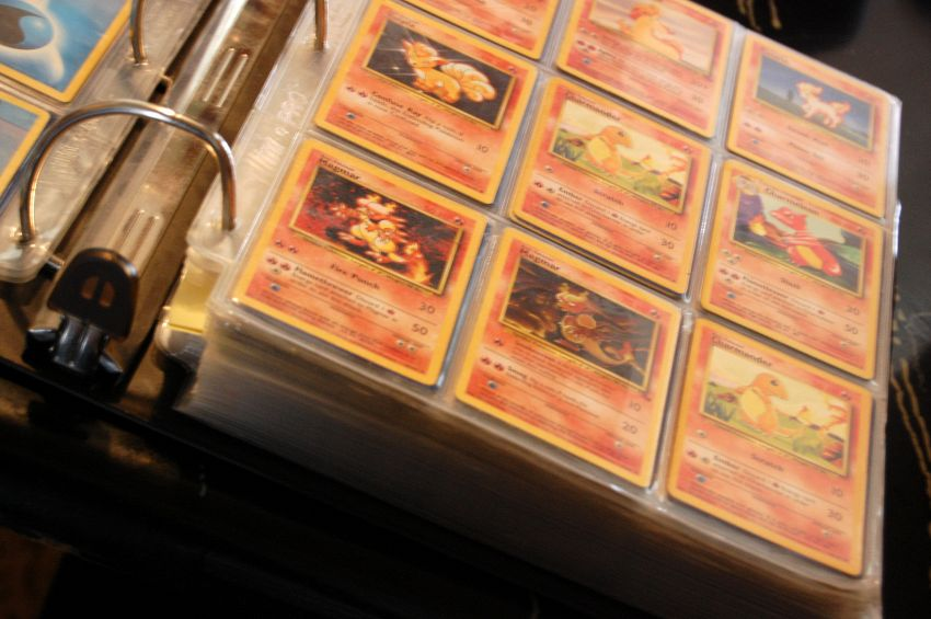 Le carte Pokemon che collezionavate potrebbero avere un valore