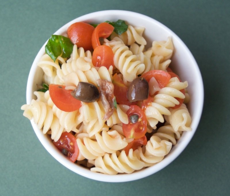 Pasta Fredda: quali sono gli ingredienti da usare?