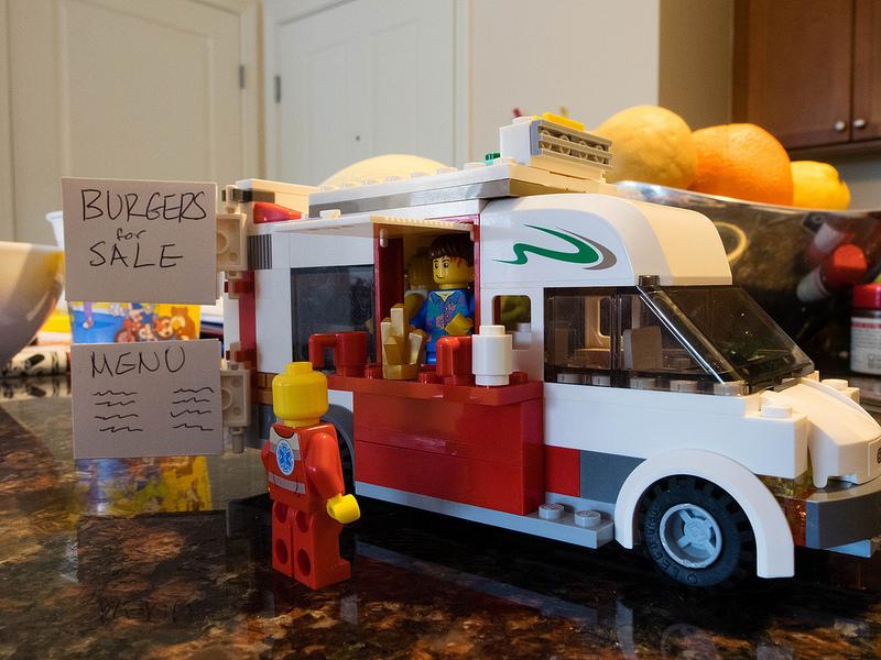 I Food Truck stanno diventando un grosso business in Italia