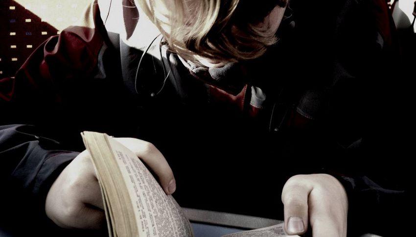 1 ragazzo italiano su 2 non ha mai letto un libro fuori da scuola