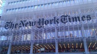 """Il """"New York Times"""" punta sul cibo: consegnerà a domicilio"""