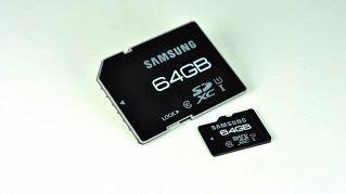 Samsung, arriva la super microSD:  256 GB per 12 ore di video