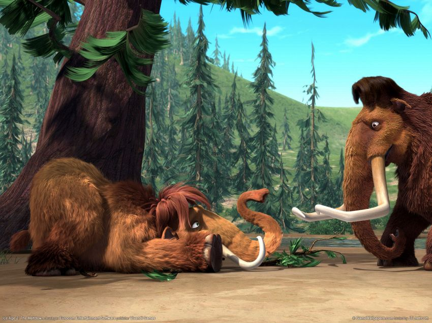 L'Era glaciale, in arrivo il quinto film della serie animata