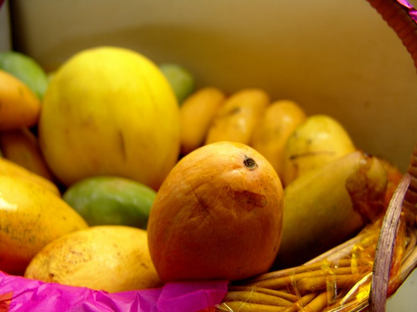Mango secco : proprietà e valori nutrizionali