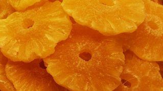 Ananas secco : proprietà e valori nutrizionali
