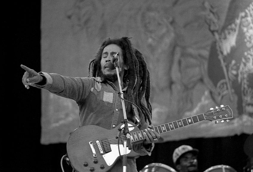 Bob Marley, a 35 anni dalla sua scomparsa, resta il re del reggae