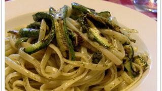 Pesto di zucchine: ingredienti e preparazione della ricetta