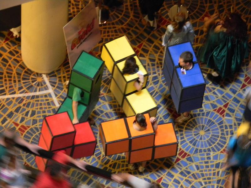 Il mitico Tetris diventa un film con attori in carne e ossa