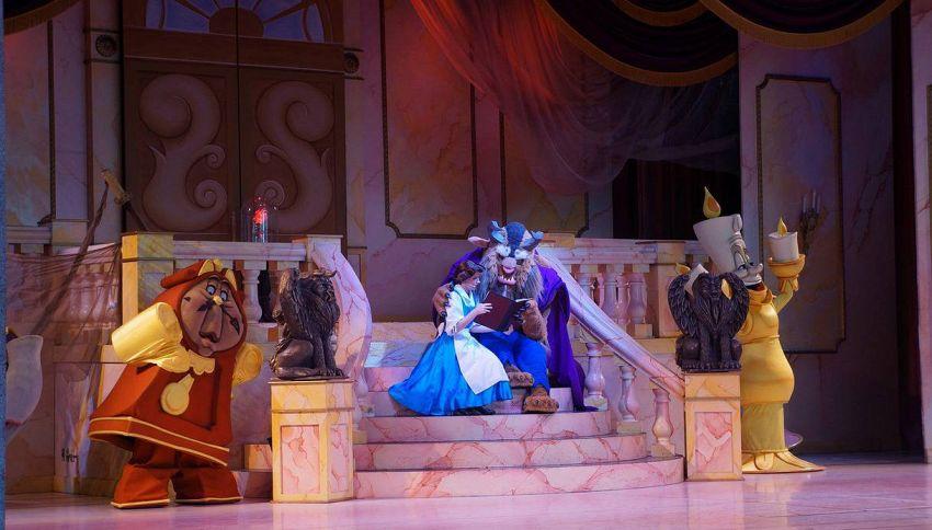 La Bella e la Bestia, la nuova versione Disney ha attori veri