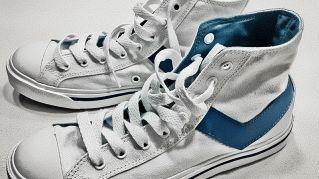 Come sbiancare le scarpe da ginnastica in modo facile