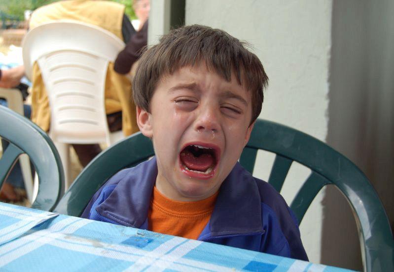Il pianto dei bimbi modifica il cervello, lo dice la scienza