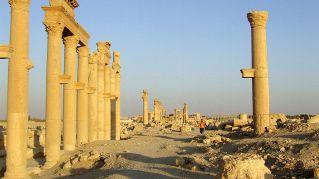 Palmyra, l'Unesco e gli Italiani la ricostruiscono con i robot