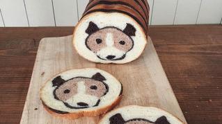 Un fornaio giapponese crea delle bellissime opere d'arte col pane