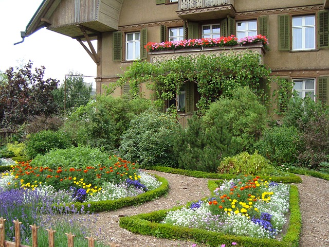 Idee per realizzare un giardino e gli addobbi fai da te