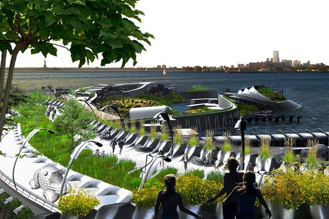 Come saranno le mega città del futuro? Ve lo spiega Terraform One