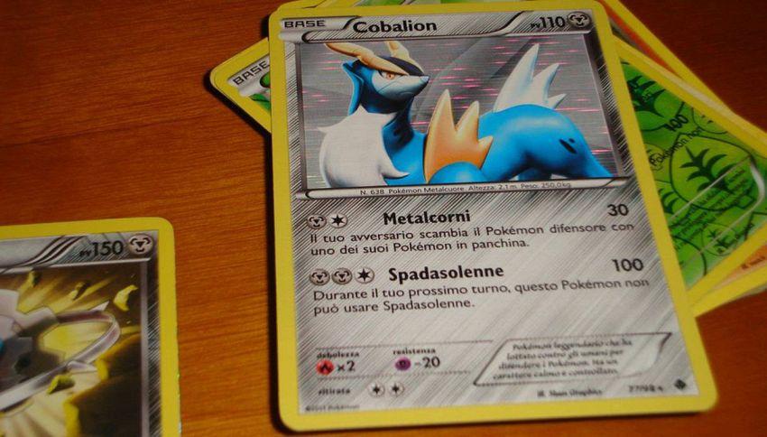 Come valutare le carte Pokemon, scopri se valgono una fortuna