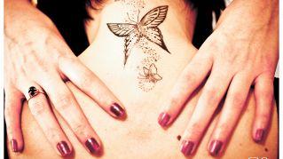 I nuovi tatuaggi, dal 3D al lettering a quelli video virtuali