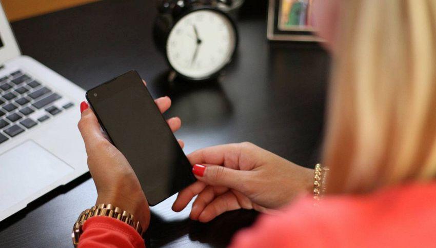 Le notifiche da smartphone sono pericolose come l'ADHD