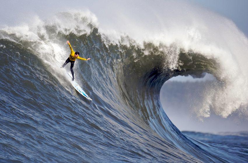 La Grande Onda, non sempre è un buona notizia per i surfisti