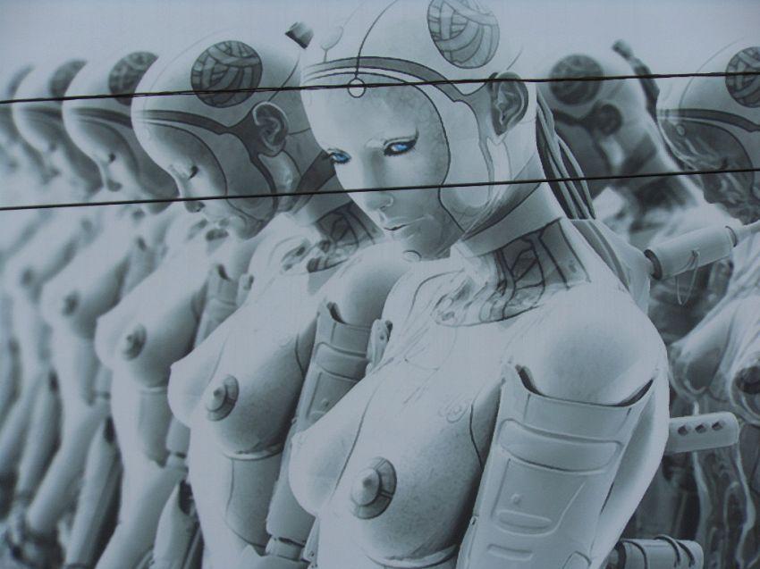 Sesso con i robot, a rischio il futuro della riproduzione umana