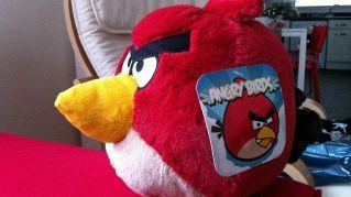 Angry Birds, gli uccellini arrabbiati arrivano al cinema