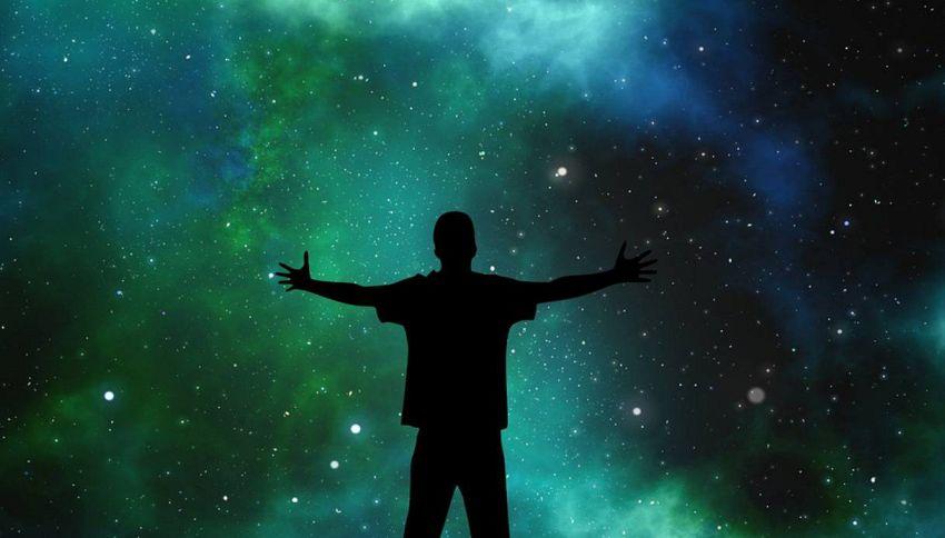 L'astronomo cieco (che però vede il cielo meglio di voi)