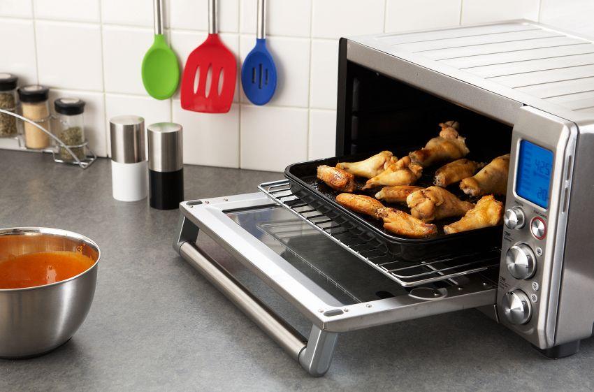 Arrivano i forni smart, dove il cibo si cucina da solo