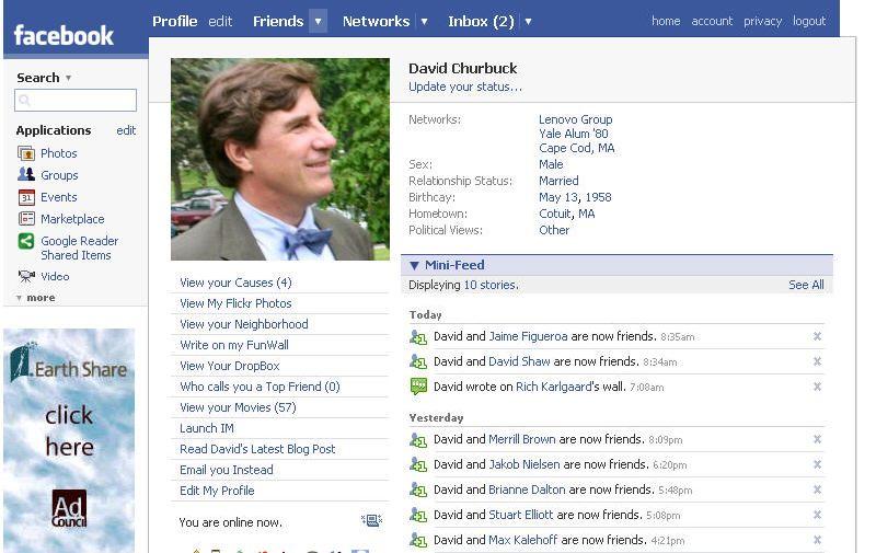 Facebook paga VIP e aziende perché usino le sue pagine