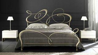 Come creare una testiera da letto in ferro battuto