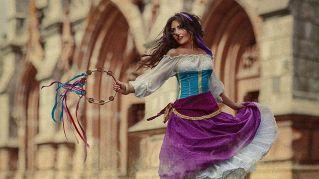 Le principesse Disney prendono vita grazie a questa fotografa