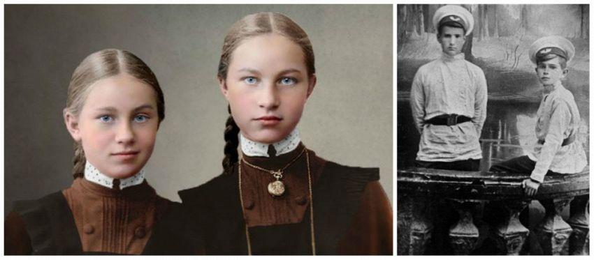 Ecco come vestivano i giovani nel mondo 100 anni fa
