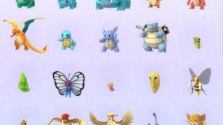 Pokemon Go: ecco cosa succede dopo che hai catturato tutti i Pokemon