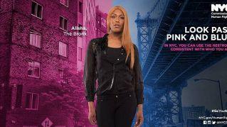 Bagni e transgender, a New York una brillante campagna pubblicitaria