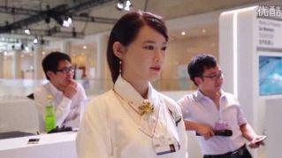 Robot Goddess, la donna robot che fa innamorare i geek di tutto il mondo