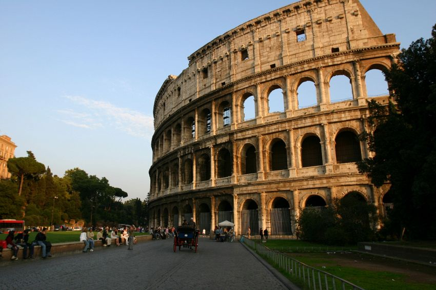 Il Colosseo recupera il suo splendore, gioiello per i turisti