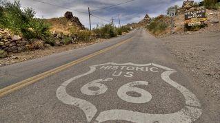 Route 66, la tecnologia solare sullo storica strada d'asfalto