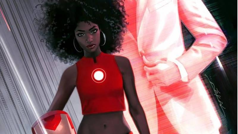 Vi presentiamo Riri, la nuova geniale Iron Girl di Marvel