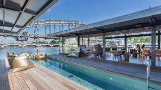 Parigi o Costa Azzurra? Sulla Senna il primo hotel galleggiante