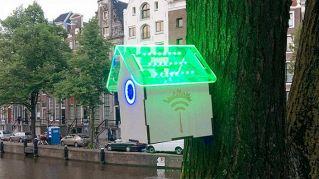 TreeWiFi, in Olanda se non inquini il wifi è gratis