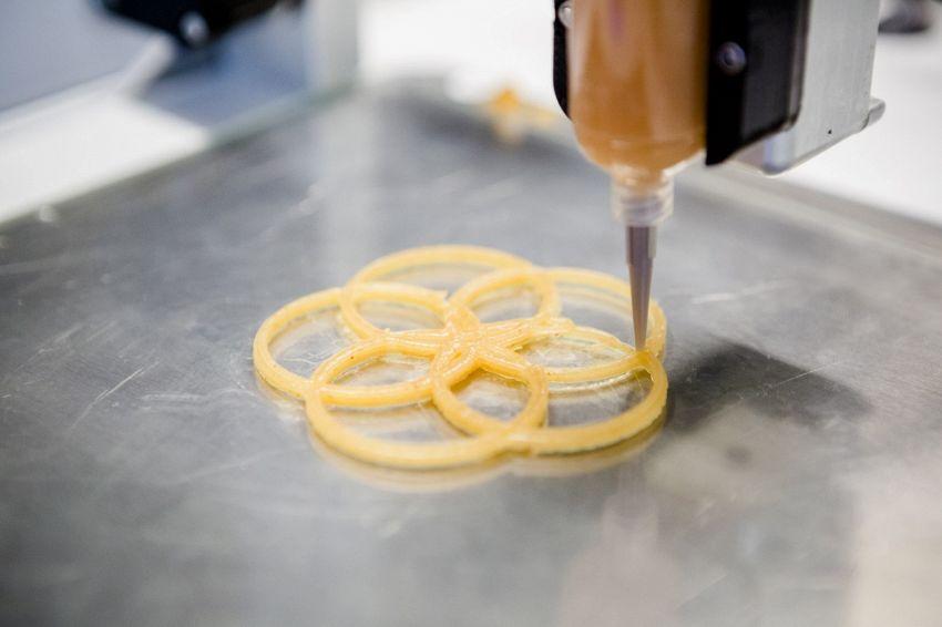Apre a Londra il primo risotarante stampato in 3D, cibo compreso