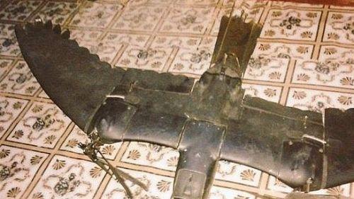 E' un falco? No, è un drone spia degli 007 somali