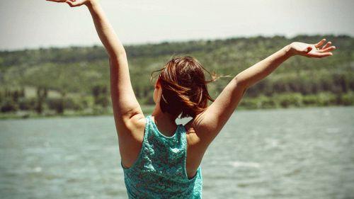 Sorridere alla vita, ecco come essere più positivi