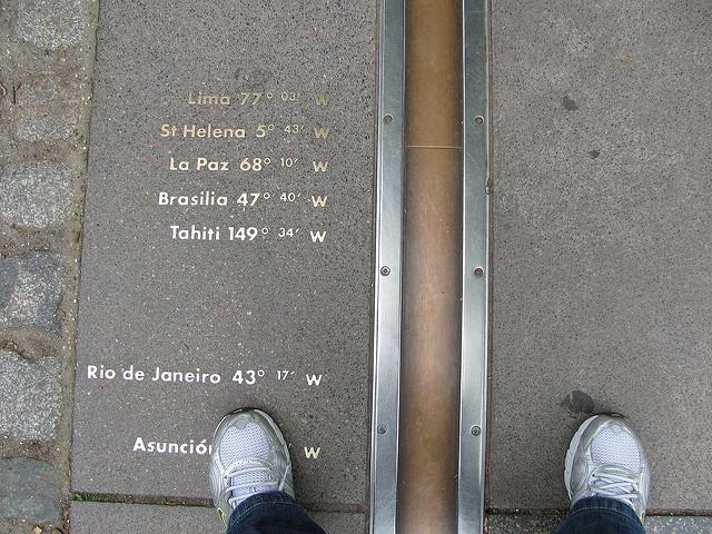 Geografia: quanti sono i meridiani terrestri?