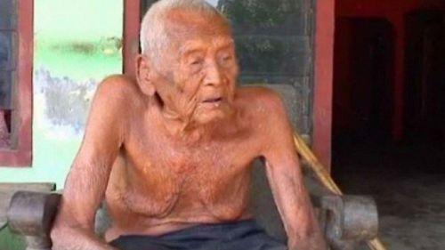 Qual è il segreto di Mbah Gotho, l'uomo più vecchio del mondo?